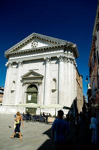 San Barnaba church, Dorsoduro quarter, Venice, Italy