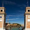 Arsenal, Castello quarter, Venice, Italy
