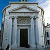18th century Santa Maddalena church, designed by Tommaso Temanza. Cannaregio quarter, Venice, Italy