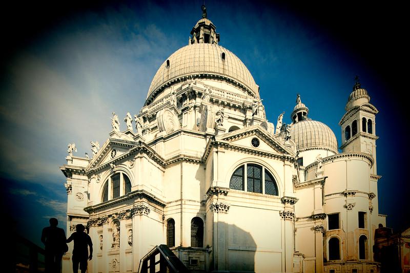La Salute Basilica, Venice, Italy