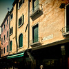 Campiello (small square) dei Meloni, San Polo, Venice, Italy