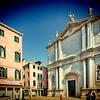 San Toma church, San Polo, Venice, Italy
