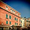 Typical Venetian houses, Strada Nova, Venice, Italy