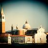 San Giorgio Maggiore as seen from San Marco, Venice, Italy
