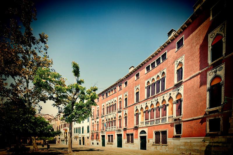 Palazzo Soranzo, Campo San Polo, Venice, Italy