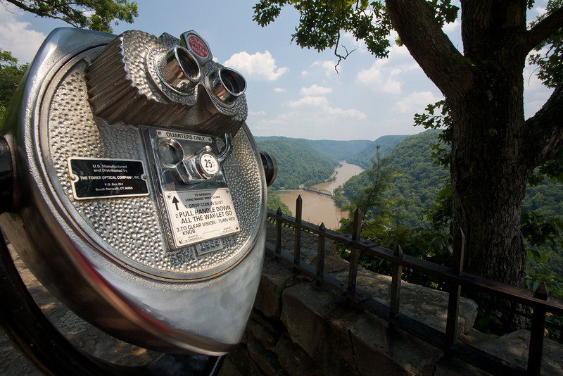 WV-2006-010: Hawk's Nest State Park, Fayette County, WV, USA