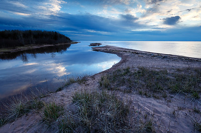 Brule River Outlet (Brule River State Forest - Wisconsin)