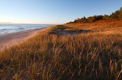 Beach - Point Beach State Forest (Wisconsin)