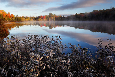 Mystery Lake (Northern Highland American Legion State Forest - Wisconsin)
