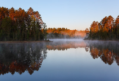 Blueberry Lake - Northern Highland American Legion State Forest (Wisconsin)