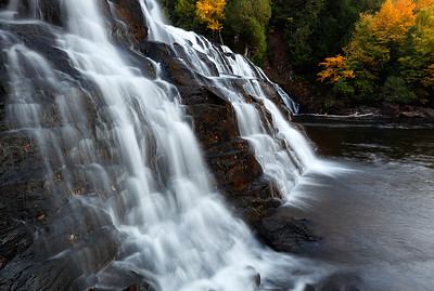 Lower Potato River Falls - Iron County (Wisconsin)