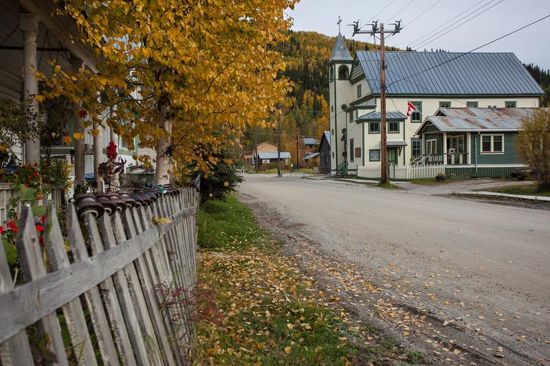 YT-2012-034: Dawson City, Klondike Region, YT, Canada