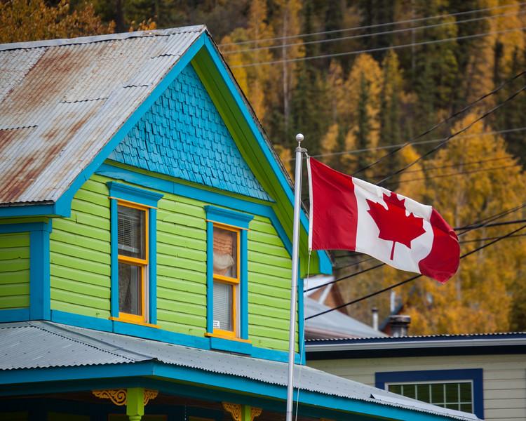 YT-2012-065: Dawson City, Klondike Region, YT, Canada