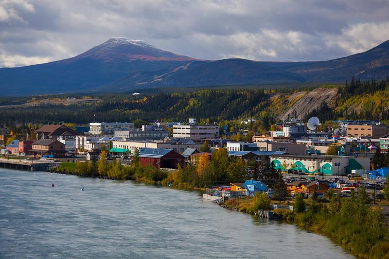 YT-2012-072: Whitehorse, Whitehorse Region, YT, Canada