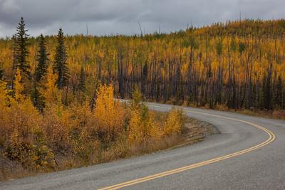 YT-2012-027: Klondike Highway, Klondike Region, YT, Canada