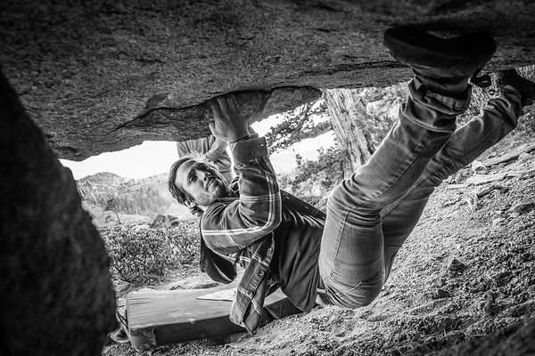 Donner Summit Bouldering