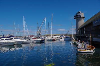 Discovery Quay, Falmouth.