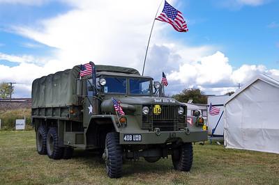 M54 cargo truck.