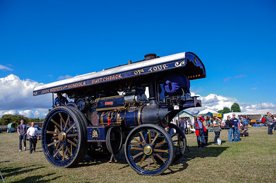 Fowler Showman's Engine