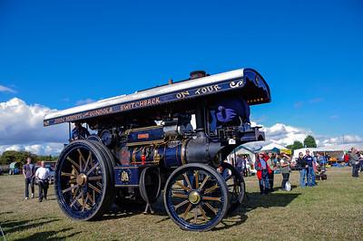 Fowler Showman's Engine
