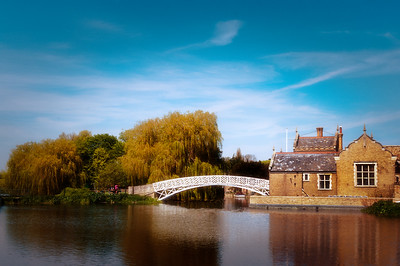 Chinese Bridge at Godmanchester