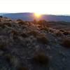 Dawn over Lake Dunstan