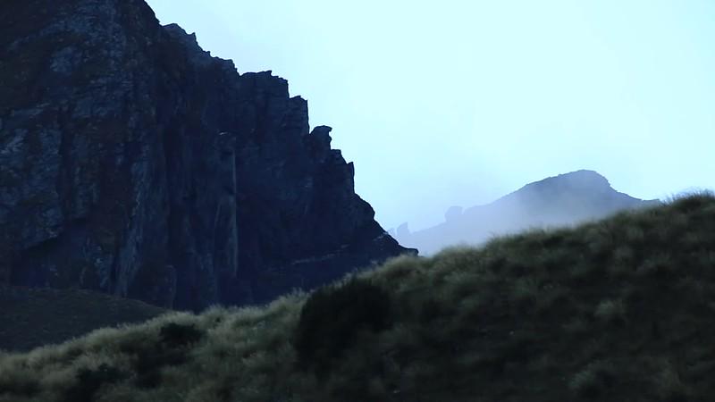 Silhouette Ridge