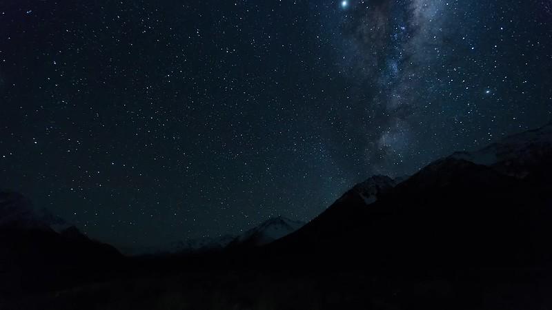 Dobson Valley Star Trails