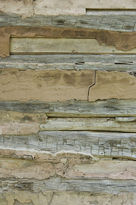 An image of the side of a rustic building for use as a background