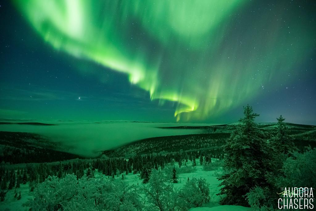 Winter in Alaska