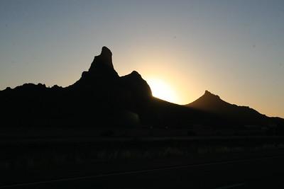 Arizona: Arivaca, Sasabe, Picacho