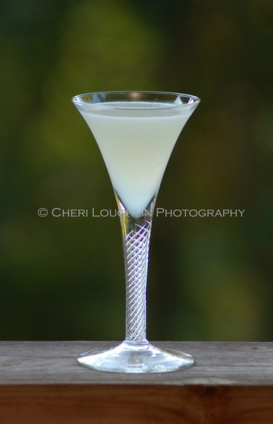White Spider Cocktail 004