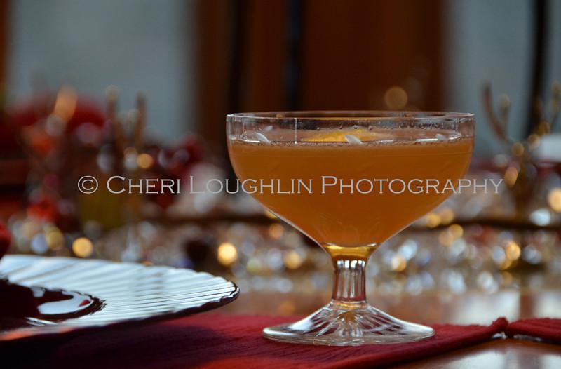 Champs Elysées Cocktail 008