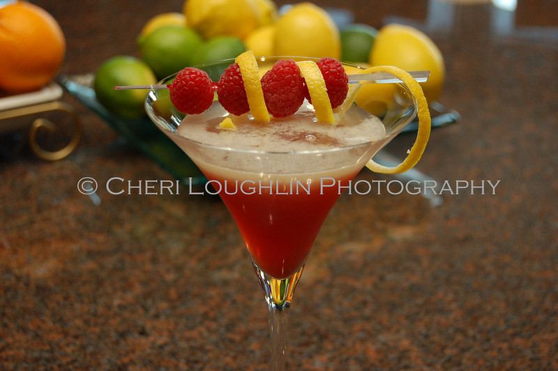 Red Raspberry Lemon Twist 033