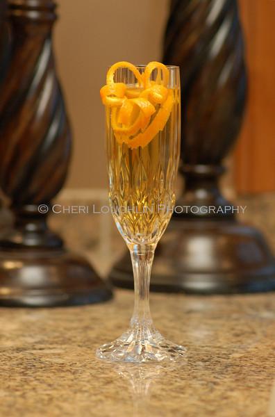 Champagne Flute Orange Twist 038-2009-10-29