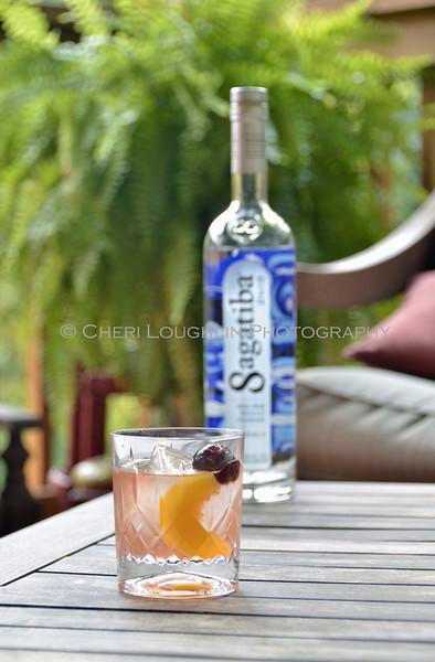 Mixed Berry Sangria - Sagatiba Cachaca 022