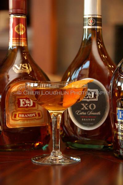 Toulon Cocktail 4 - EandJ Brandy