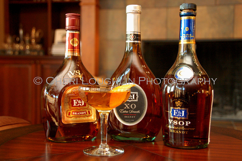 Toulon Cocktail 1 - EandJ Brandy