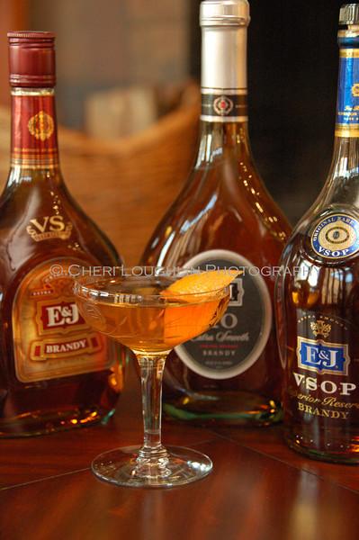 Toulon Cocktail 6 - EandJ Brandy