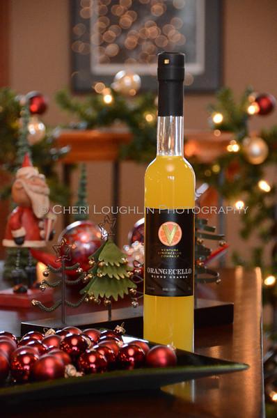 Ventura Orangecello Blood Orange 1