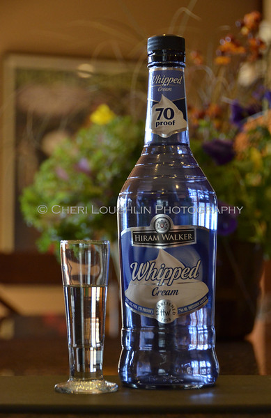 Hiram Walker Whipped Cream Imitation Liqueur 059