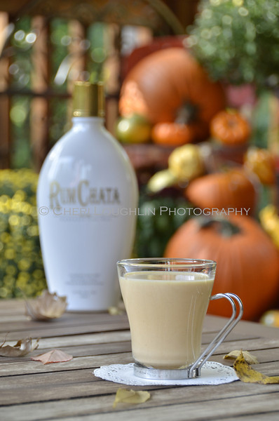 Pumpkin Pie White Hot Chocolate 046