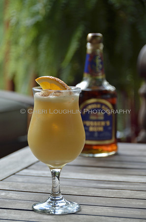 Pusser's Rum Painkiller Cocktail 066