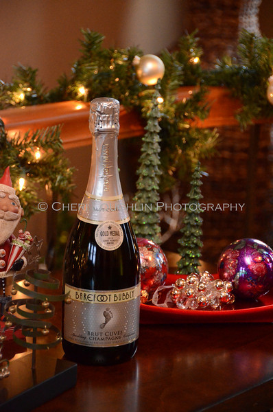 Barefoot Bubbly Brut Cuvee Champagne 3