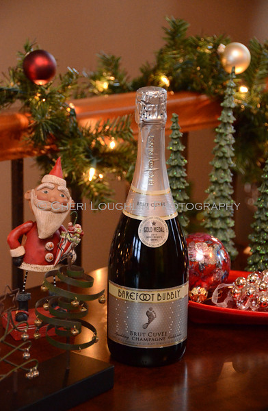 Barefoot Bubbly Brut Cuvee Champagne 1