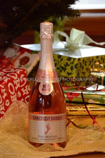 Barefoot Bubbly Pink Moscato Champagne 1