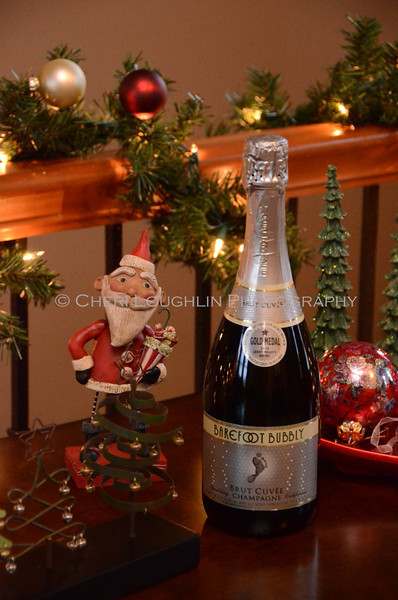 Barefoot Bubbly Brut Cuvee Champagne 2