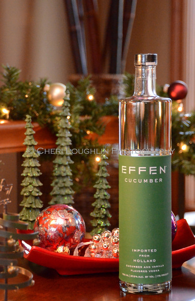Effen Cucumber Vodka 2