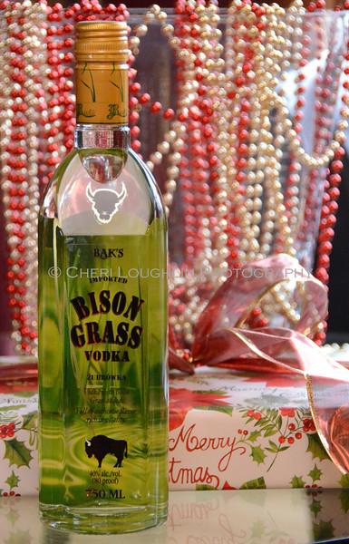 Bison Grass Vodka 1