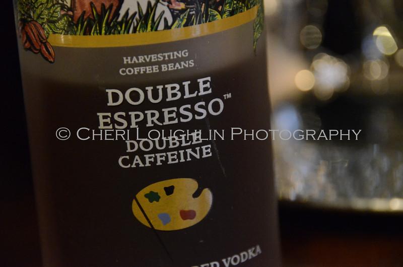 Van Gogh Double Espresso Vodka 066